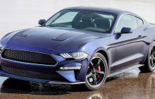 KONA BLUE FORD MUSTANG BULLITT WILL BE RAFFLED FOR CHARITY