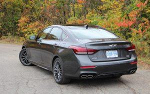 2018 Genesis G80 : luxury without prestige