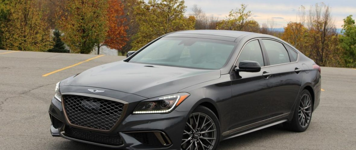2018 Genesis G80 : luxury without prestige