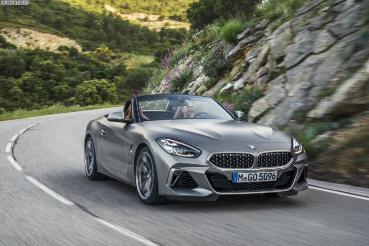 2019 BMW Z4 sDrive30i Specs, Details revealed