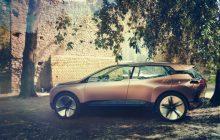 BMW unveils futuristic SUV
