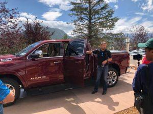 "Why do Ram 1500 Laramie Longhorn 2019 Called ""Ritz-Carlton on Wheels"" ?"