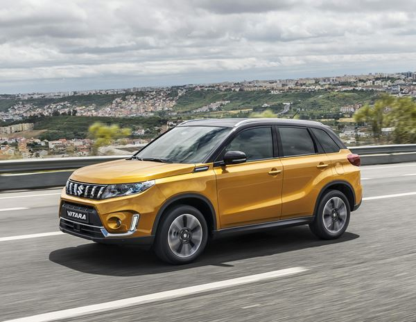 2019 SUZUKI Vitara Specs, Price, Details and Review