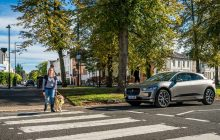 Electric Car Jaguar I-Pace will make an artificial noise to warn pedestrians