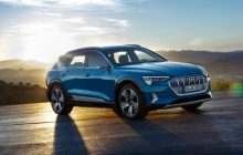 the electric SUV Audi e-tron Specs. Price, Details