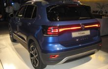 Volkswagen launches the T-Cross First Edition