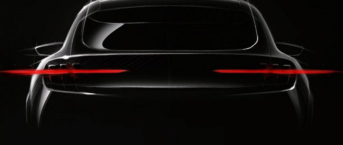 Ford - Mustang's Mustang electric SUV named Mach E?