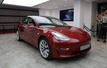 Tesla Model 3 Price in Italy