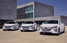 Hyundai Ioniq 2019 Redesign : Larger Battery