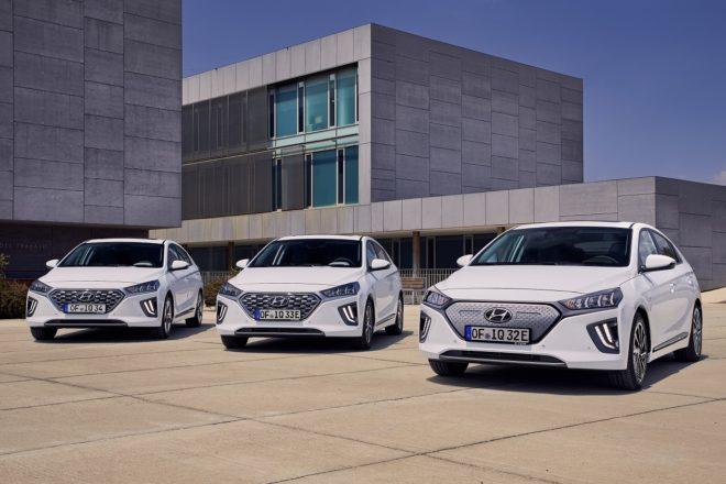 Hyundai Ioniq 2019 Redesign : Larger Battery