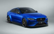 New 600-horsepower Jaguar XE SV Project 8 Touring, Only 15 copies