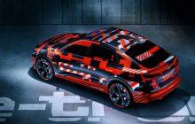 Audi e-tron Sportback 2019 Specs and Details