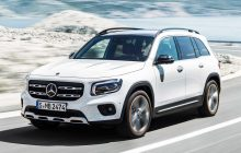 Mercedes GLB Price in Europe