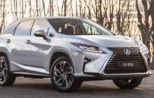 Lexus RX 450h Update, Specs and Details