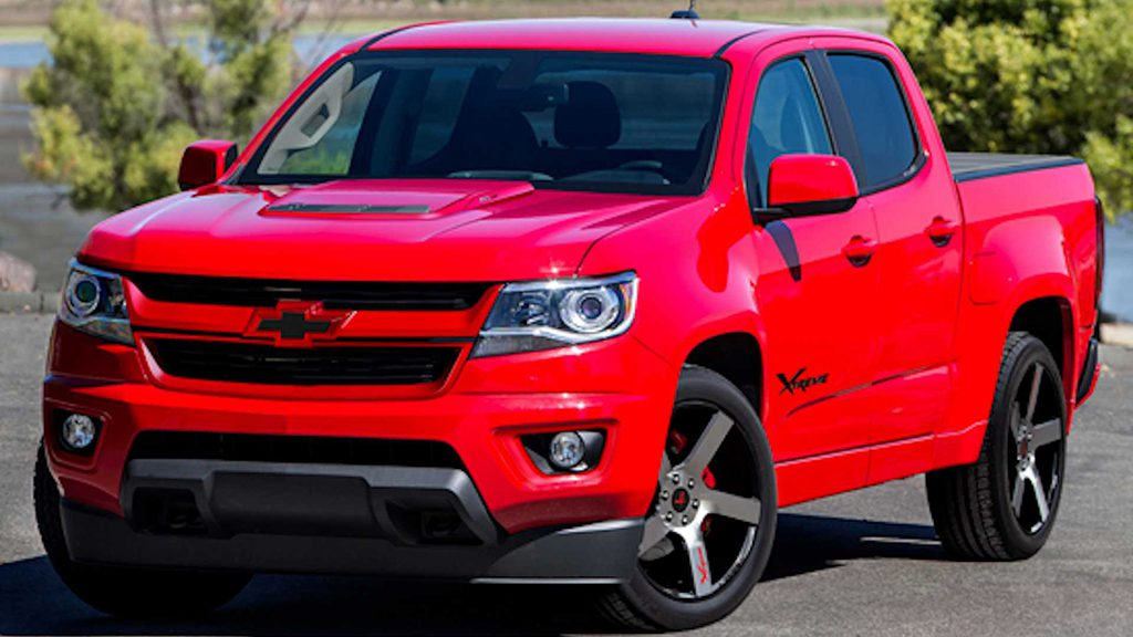 2020 Chevrolet Colorado Xtreme Specs, Features & Price