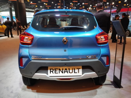 Dacia electric. The cousin of the Renault K-ZE launched in 2021