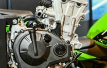 Kawasaki ZX-25R Engine Pics and Details