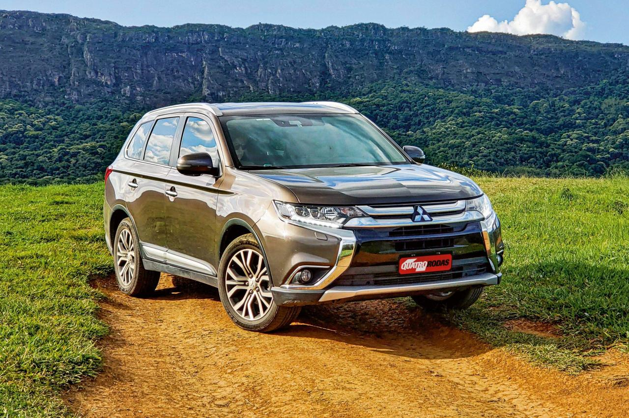 Long Lasting: Mitsubishi Outlander has high wear of the rear brakes