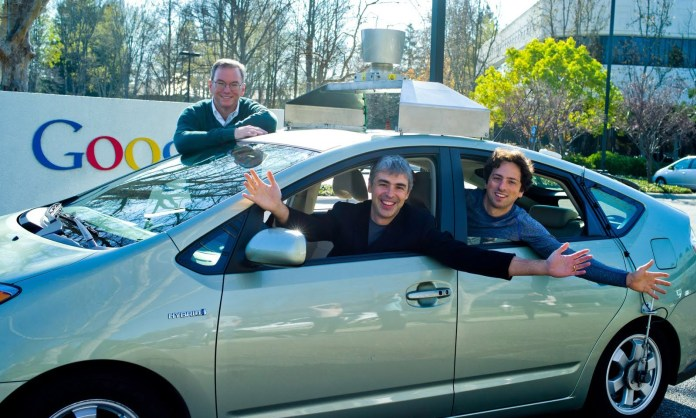 See an autonomous Google Toyota Prius secretly write 1,600 km of driverless tests in 2009