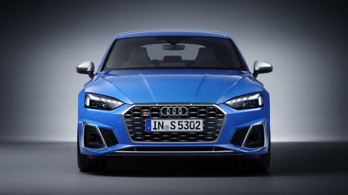 Details about the new Audi A5