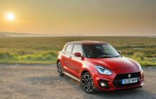 New Suzuki Swift Sport, now with ECO label for € 23,680
