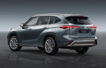 Toyota Highlander, 7-seater hybrid SUV Specs and Details