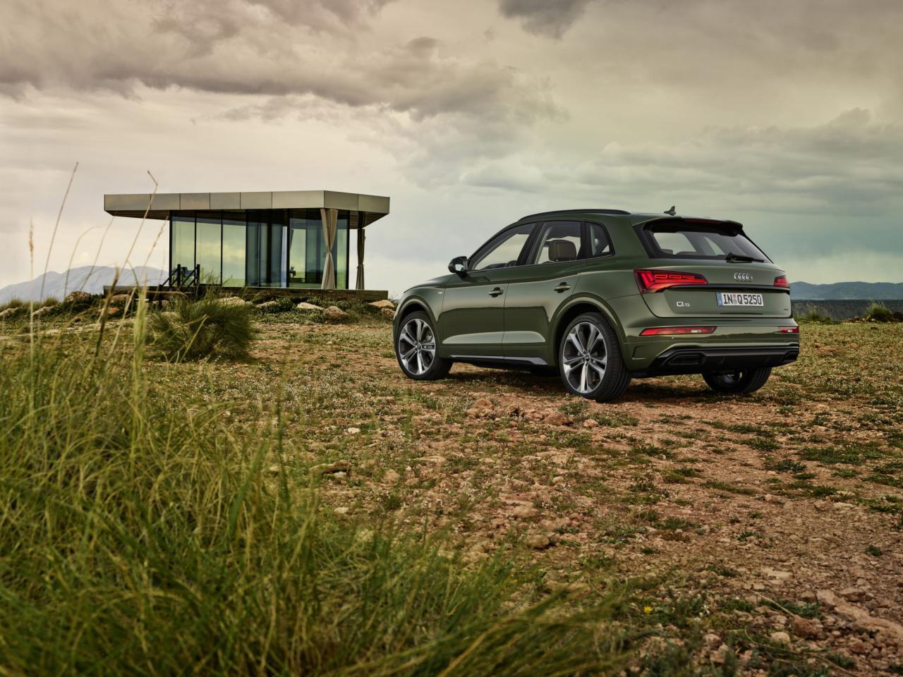 2020 Audi Q5 Specs and Details