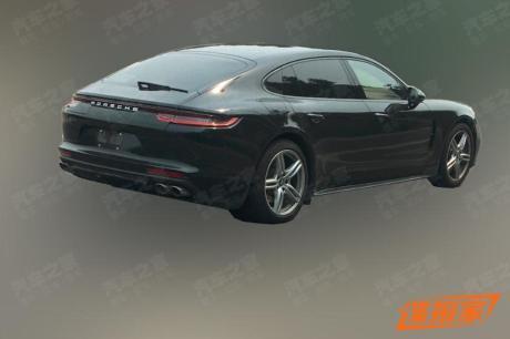 2021 Porsche Panamera Redesign Leaked