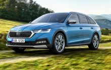 New 2020 Skoda Octavia Specs, Price Details : this is the Scout version!