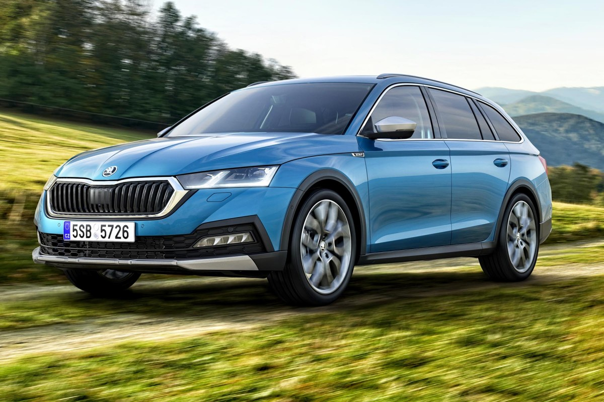 New 2020 Skoda Octavia Specs Price Details This Is The Scout Version Likeautomotive