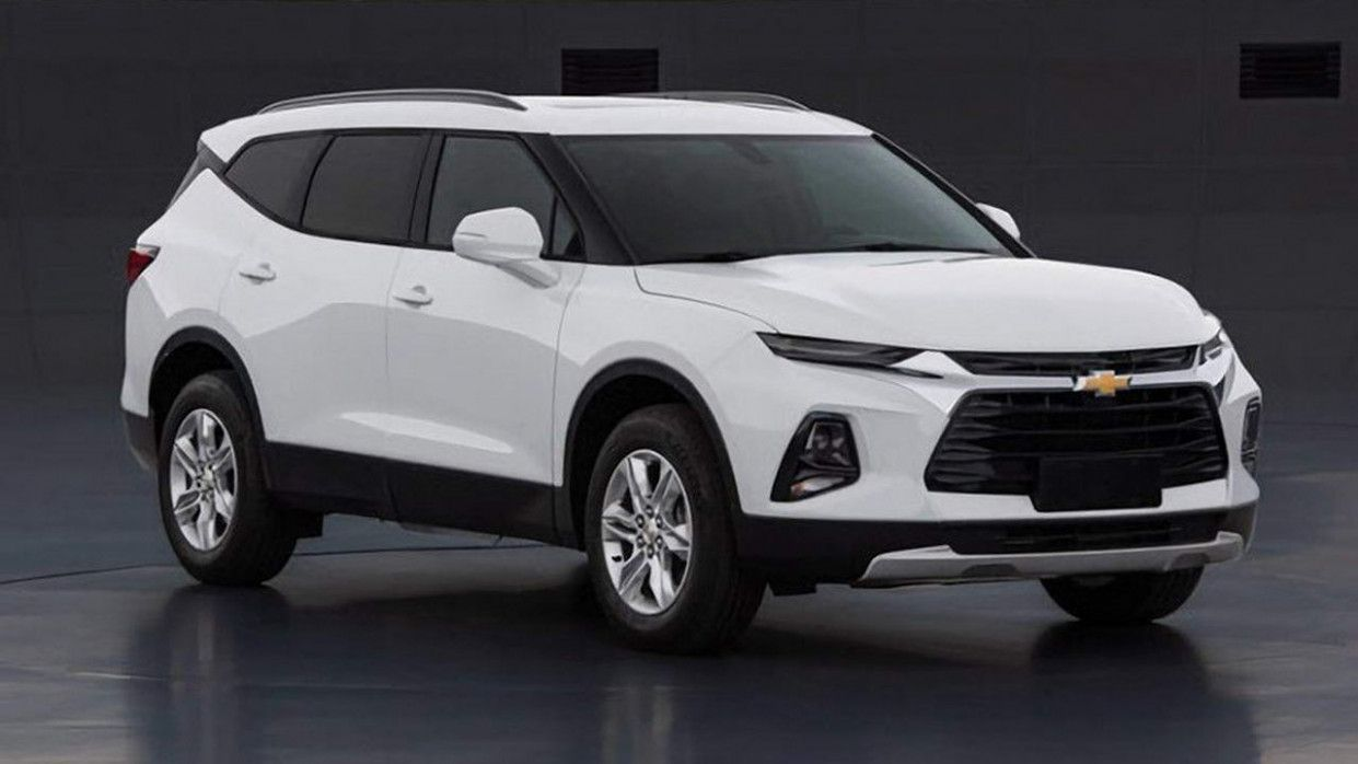 2021 Chevy Blazer Review, Specs, Details, Features