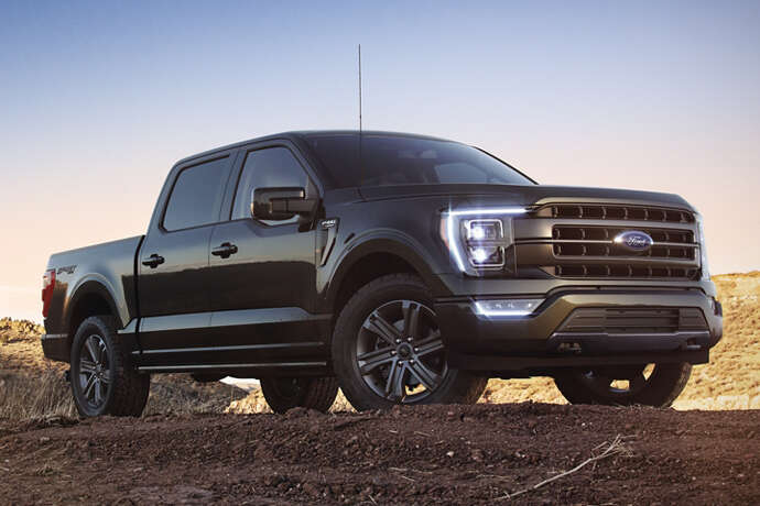 2021 Ford F-150 Price & Details