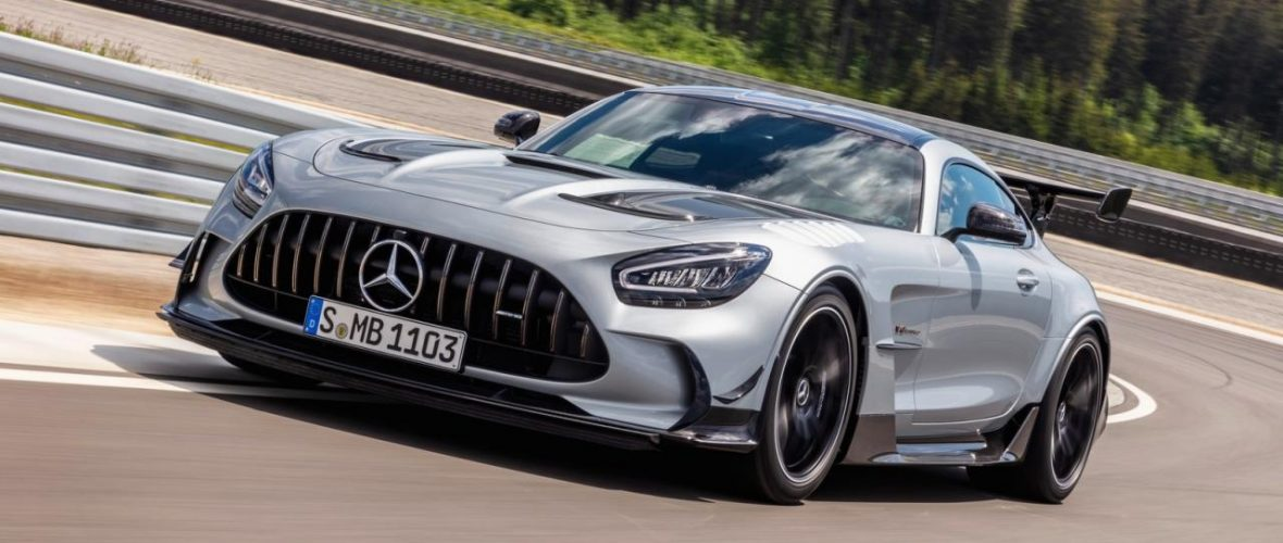 2021 Mercedes-AMG GT Black Series Specs and Details