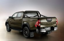 2021 Toyota Hilux With V6 Engine