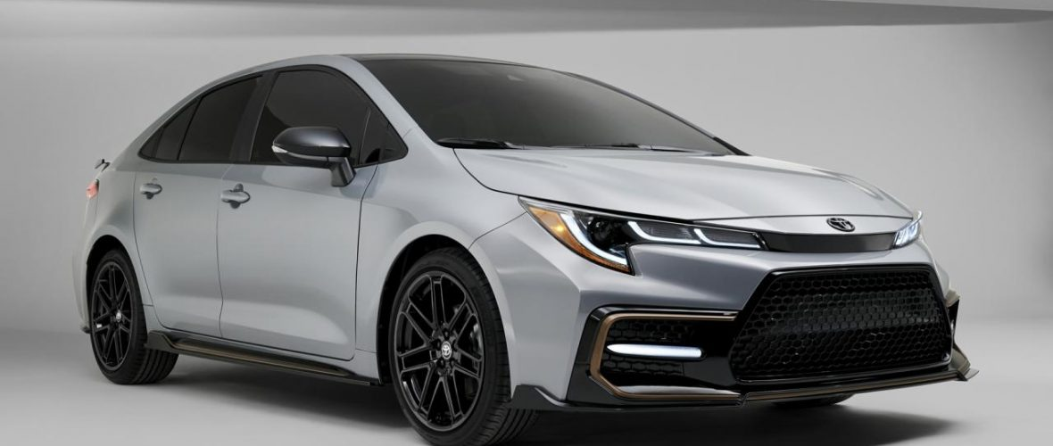 A 2021 Toyota Corolla Apex for Driving Enthusiasts?