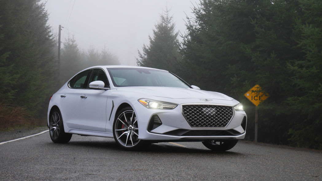 Genesis G70 loses manual transmission after 2021 model year