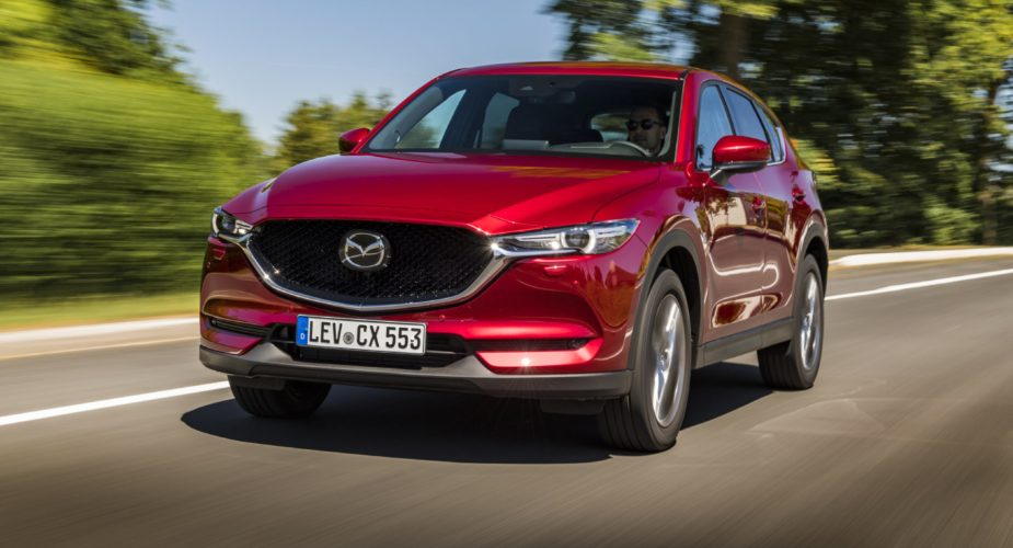 New Mazda CX-5 Specs, Price, Details
