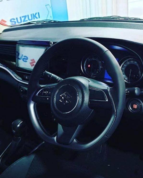 New Suzuki XL7, The New Twin-Model Ertiga