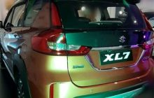 New Suzuki XL7, The New Twin-Model Ertiga