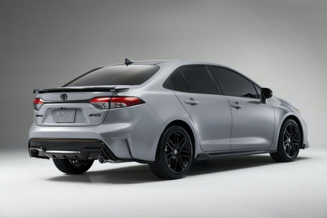 Toyota surprises us with a more radical and sporty version of the Corolla 2021