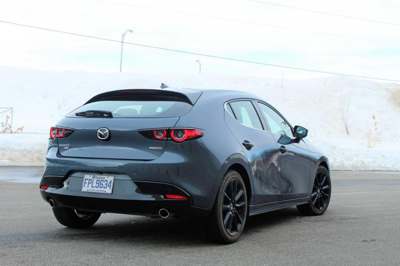 2020 Mazda3: The New Reality