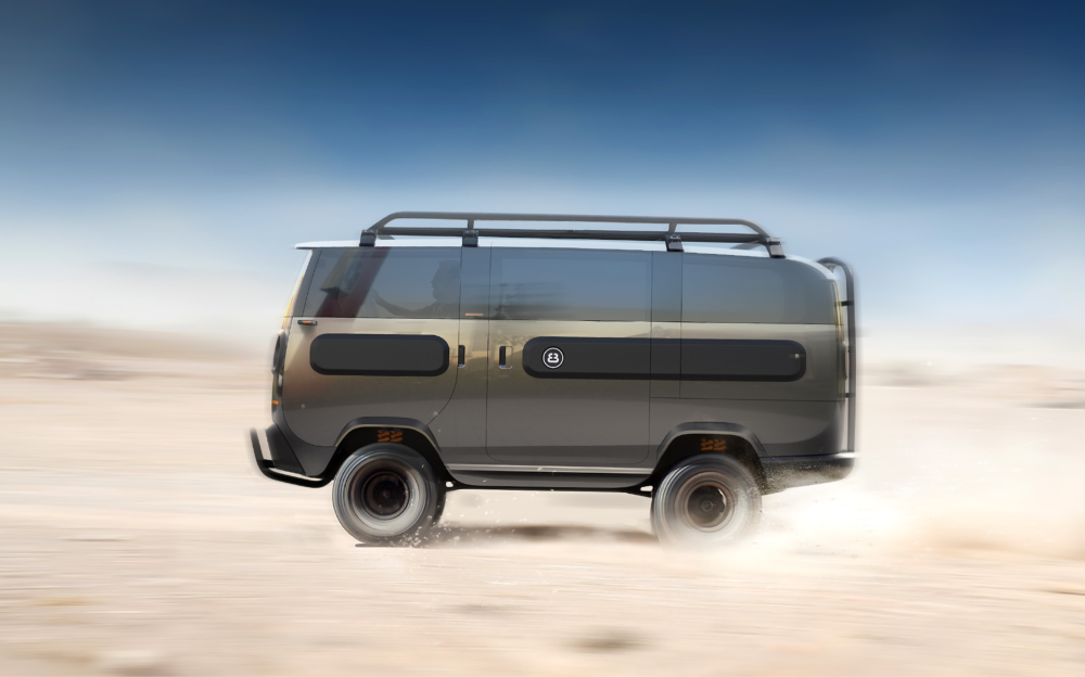 This Retro, Electric And Inexpensive Bus Promises A Range Of Over 600 Km!