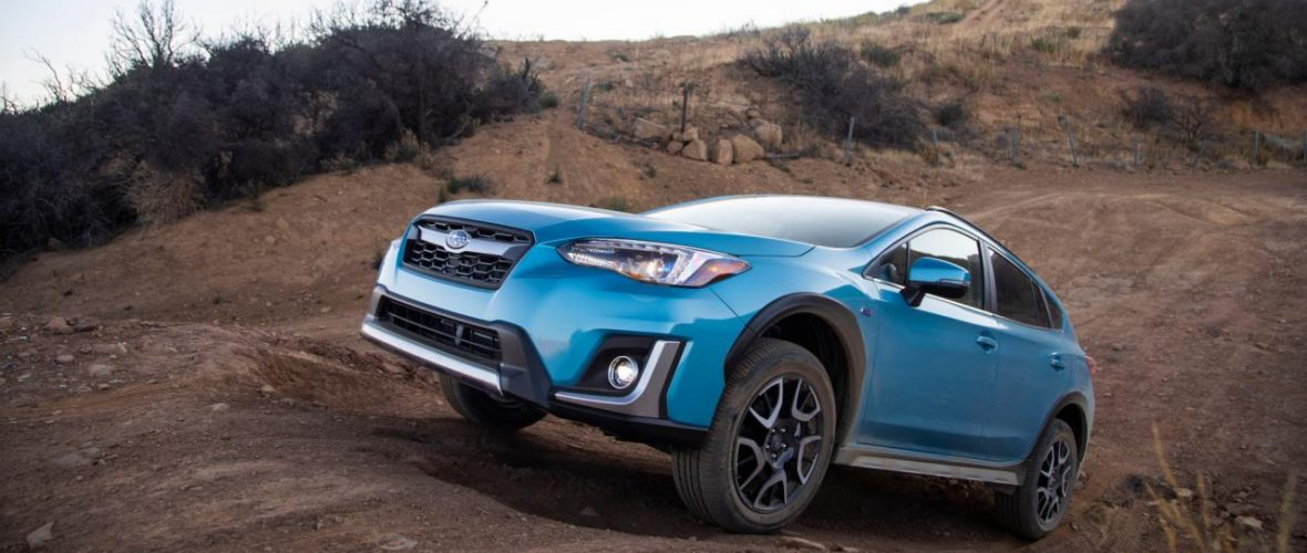 2021 Subaru Crosstrek Plug-In Hybrid Overview