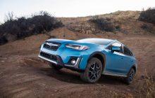 2021 Subaru Crosstrek Plug-In Hybrid Overview