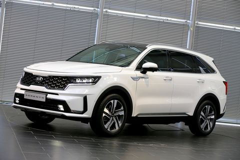 Kia Sorento: space, comfort and respect for the environment
