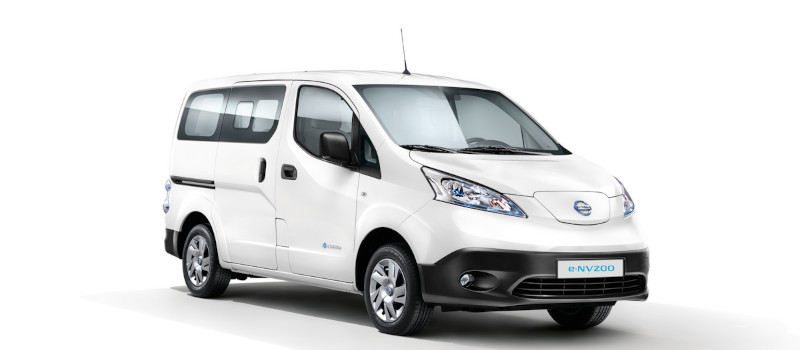 Nissan e-NV200 Kombi Price, Range & Overview
