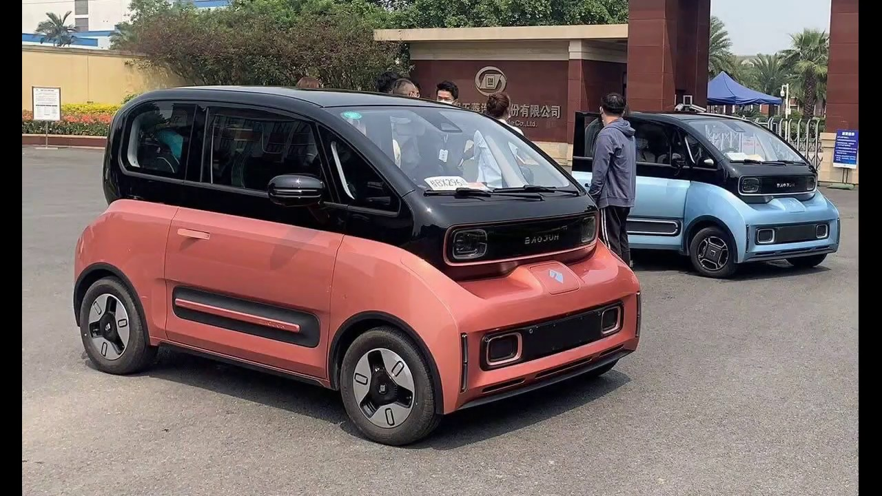 2020 Baojun E300 : Xiaomi's electric car becomes a reality