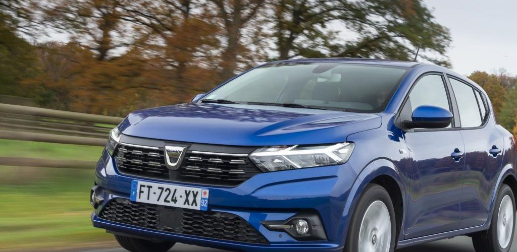 2021 Dacia Sandero Review, Specs, Price & Details