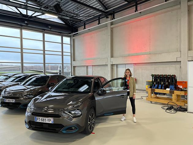 Driving report Citroën ëC4 350 kilometers range for 24,000 euros - what else the new French can do