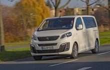 Peugeot e-Traveler Specs and Details - City traveler